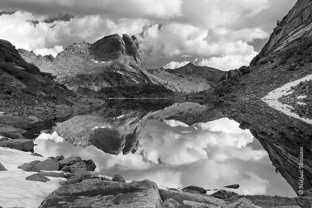 Ергаки Озеро Горных духов